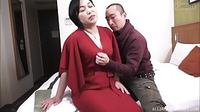 Japanese amateur drops her clothes and gets fucked by a neighbor