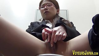 japanese ho masturbating - spycam video