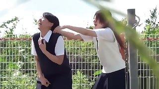 Fetish japanese teenager pisses