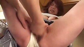 Japanese Mama - Boy used by Step Mama Nami